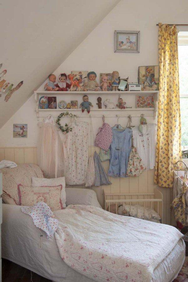 decoration chambre vintage romantique visuel 5 - Chambre Vintage Romantique