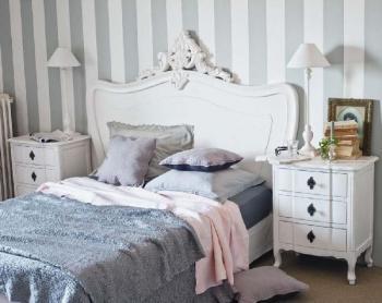 decoration chambre vintage romantique - visuel #7