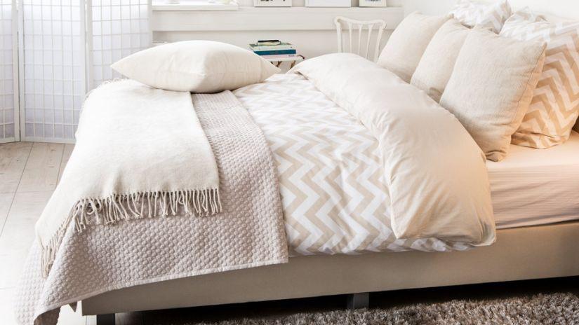 decoration couvre lit design - visuel #9