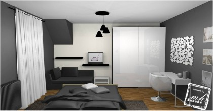 Peinture chambre adulte zen 01 images pictures to pin on - Idee deco chambre cocooning ...