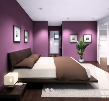 D co chambre pour couple for Decoration chambre couple