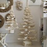 decoration noel fabriquer bois