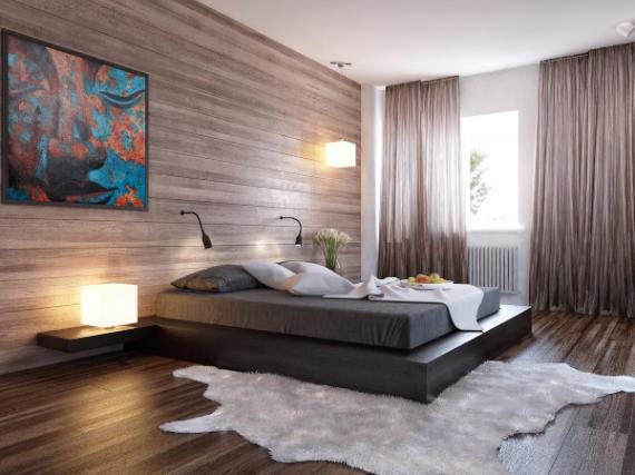 Awesome Deco Moderne Chambre Ideas - Sledbralorne.com - sledbralorne.com