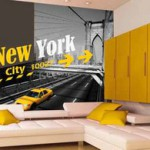 decoration pour chambre new york
