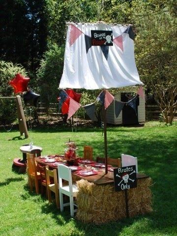 faire une decoration pirate visuel 8. Black Bedroom Furniture Sets. Home Design Ideas