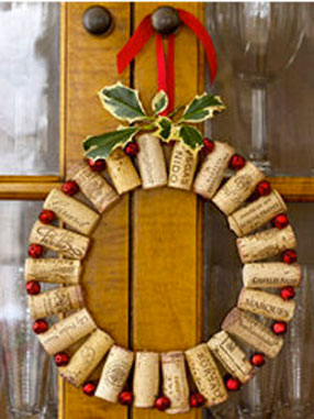 Idee de decoration a faire soi meme pour noel - Decor de noel a faire soi meme ...