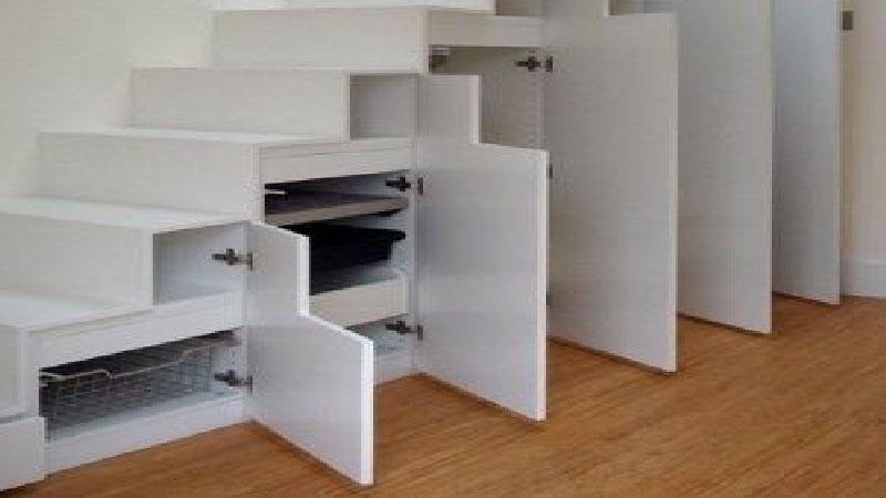 Idee de rangement pour chambre mansardee - Solution petit appartement ...