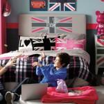 idee deco chambre ado london