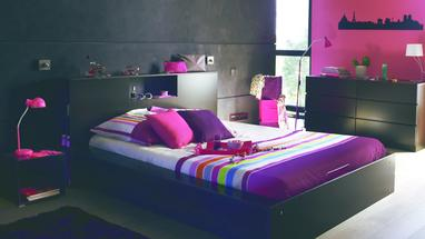 idee deco pour chambre fille 12 ans visuel 2. Black Bedroom Furniture Sets. Home Design Ideas
