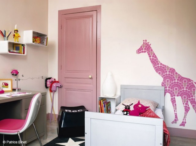 idee deco pour chambre fille 8 ans - visuel #4