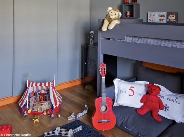 idee deco pour chambre fille 8 ans - visuel #5