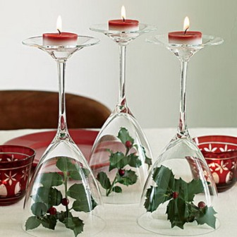 Idees deco table noel faire soi meme - Idee deco table noel a faire soi meme ...