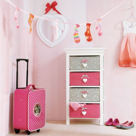 meuble rangement chambre bebe fille visuel 1. Black Bedroom Furniture Sets. Home Design Ideas