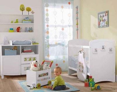 modele de deco chambre de bebe - visuel #6