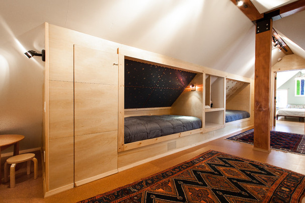 Awesome Idee Rangement Chambre Mansardee Contemporary - Design ...