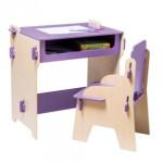 bureau pour petite fille de 4 ans