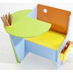 bureau pour petite fille de 4 ans visuel 3