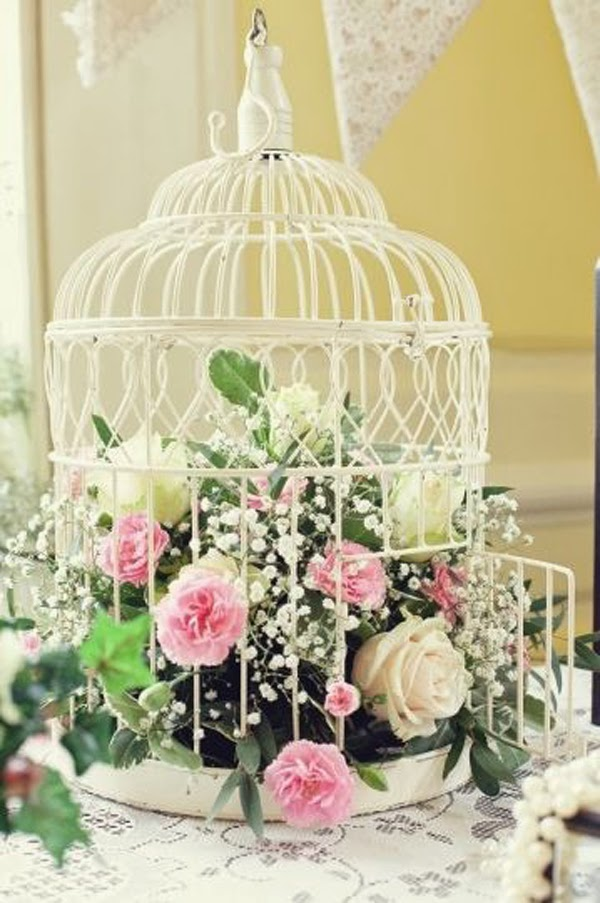 cage oiseaux deco mariage visuel 9. Black Bedroom Furniture Sets. Home Design Ideas