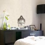 chambre deco bouddha. Black Bedroom Furniture Sets. Home Design Ideas