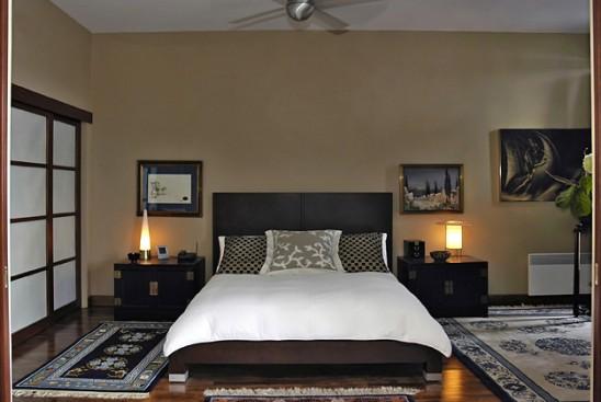 d co chambre zen bouddha d co sphair. Black Bedroom Furniture Sets. Home Design Ideas