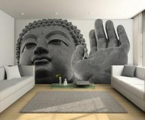 chambre deco bouddha