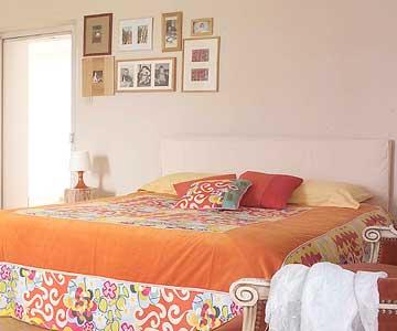 Chambre Deco Orange Visuel 8