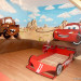 chambre decoration cars