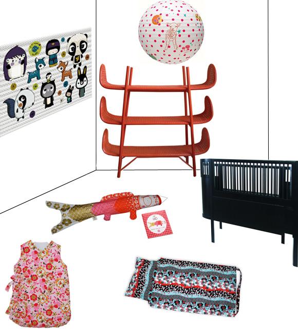 deco chambre bebe japonais - visuel #1