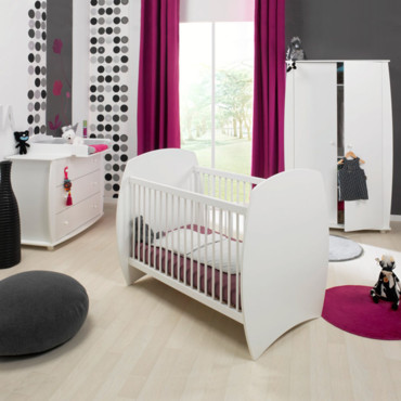 deco chambre bebe la redoute visuel 7. Black Bedroom Furniture Sets. Home Design Ideas
