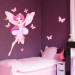 deco chambre bebe papillon