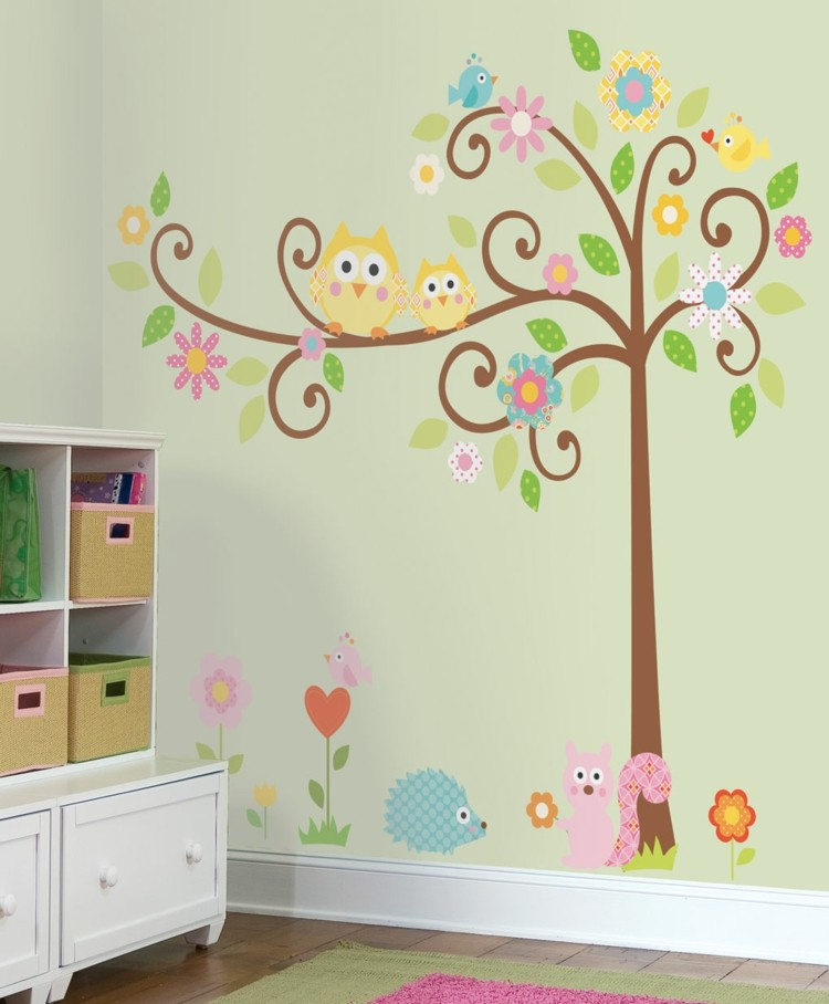 Deco chambre bebe stickers visuel 5 for Stickers phrase chambre bebe