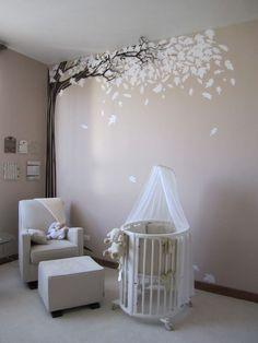 deco chambre bebe theme nuage visuel 9. Black Bedroom Furniture Sets. Home Design Ideas