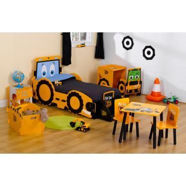 Decoration Chambre Garcon Theme Tracteur