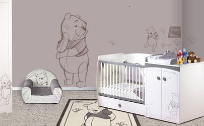 Les héros des enfants déco chambre bébé Chambre bebe