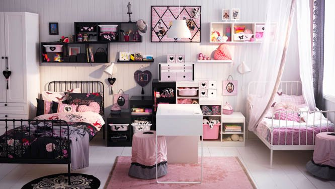 Deco Chambre Ado Girly