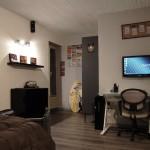 deco chambre jeune homme. Black Bedroom Furniture Sets. Home Design Ideas