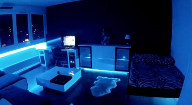 Deco chambre led visuel 4 for Led pour chambre