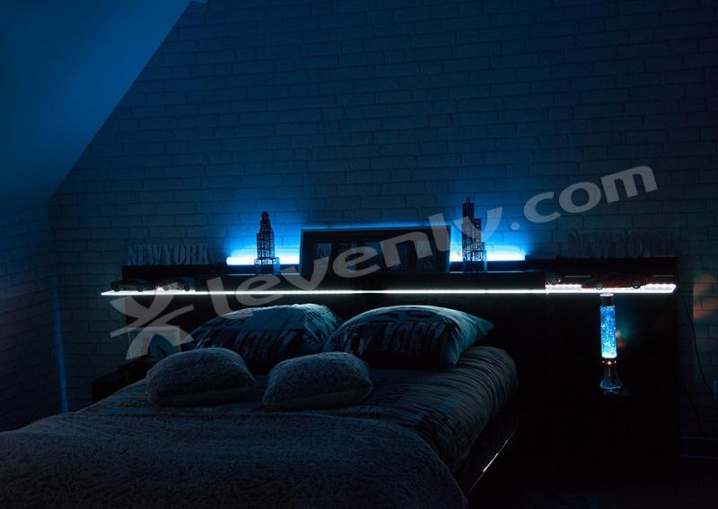 décoration chambre led