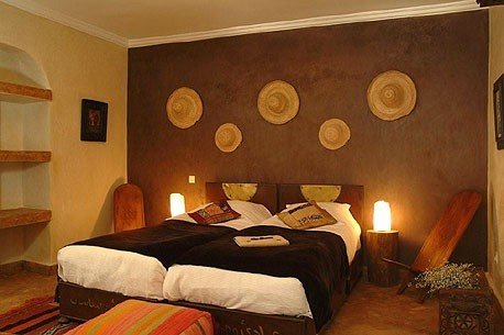 Beautiful Couleur Chaude Chambre Photos - House Design - marcomilone.com