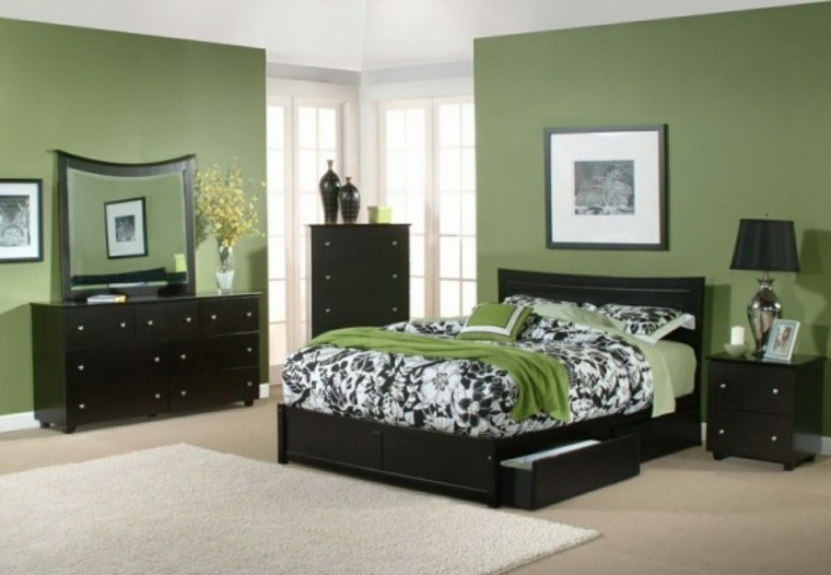 deco chambre parentale zen visuel 6. Black Bedroom Furniture Sets. Home Design Ideas