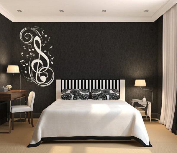 d coration chambre pas cher. Black Bedroom Furniture Sets. Home Design Ideas