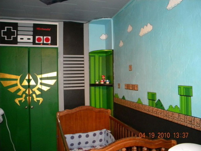 zelda decoration