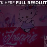deco de chambre hello kitty