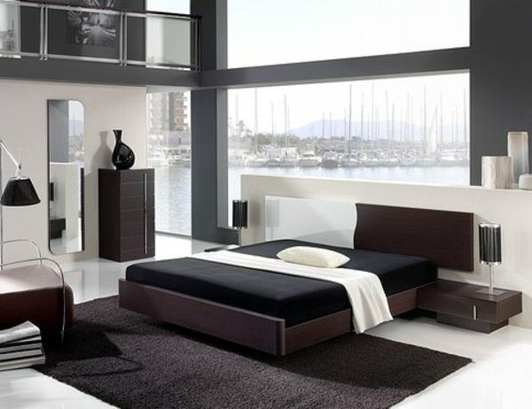 deco de chambre homme. Black Bedroom Furniture Sets. Home Design Ideas