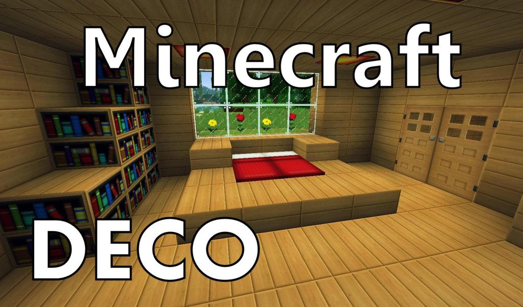 deco de chambre minecraft visuel 6. Black Bedroom Furniture Sets. Home Design Ideas