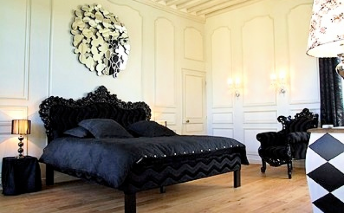 deco de chambre style baroque visuel 2. Black Bedroom Furniture Sets. Home Design Ideas