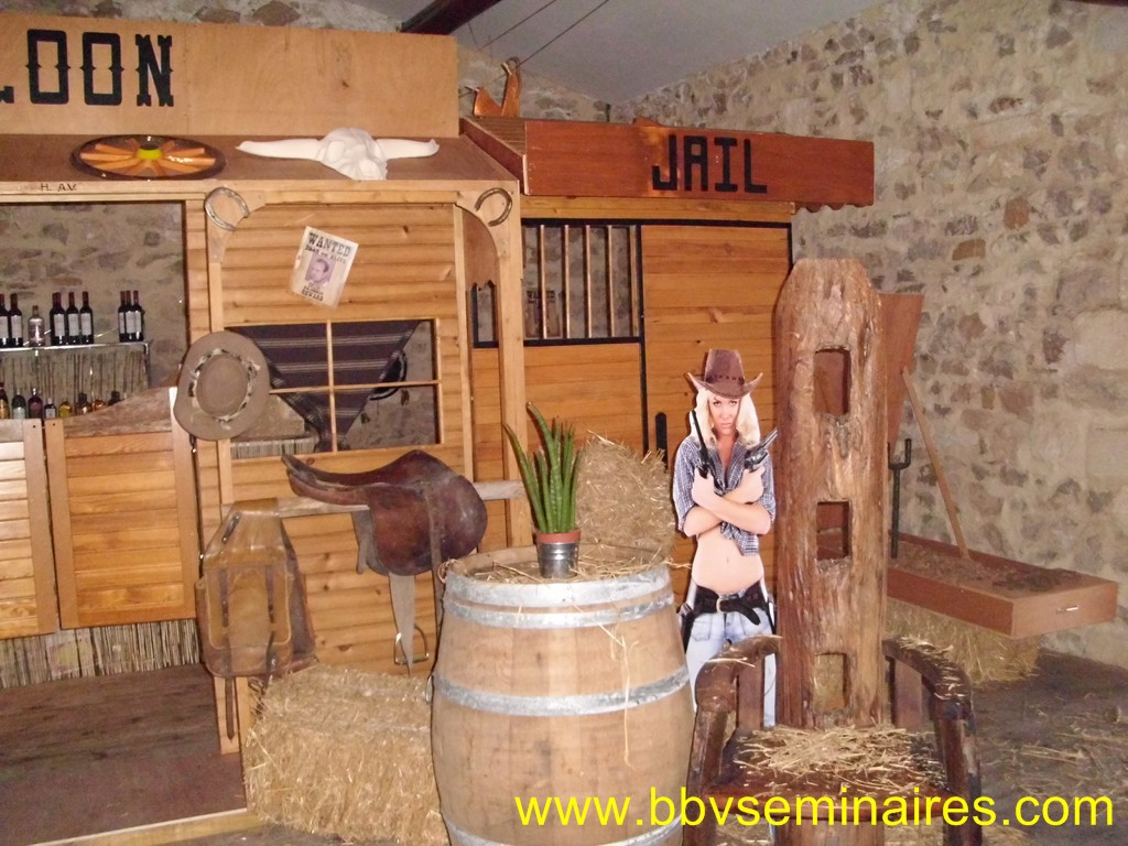 Deco chambre style western for Decoration maison western