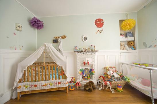 chambre bebe 1 an