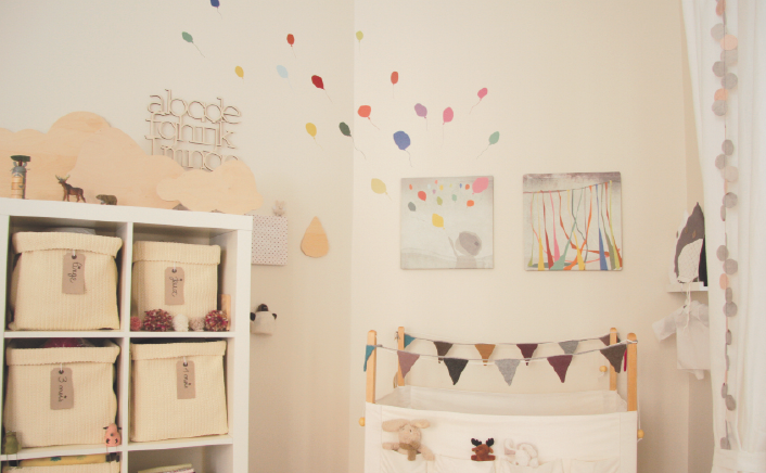 Decoration chambre bebe idee visuel 5 for Idee de decoration chambre