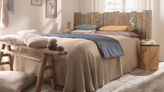 D co chambre campagne chic for Decoration campagne chic